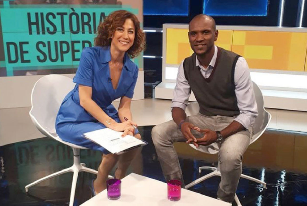 "Abidal Foundation en ""Tot es mou"" de TV3"
